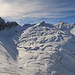 der Skihang der Isisizer Rosswis