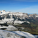 der Alpstein vom Margelchopf aus gesehen