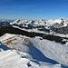 Panorama Chäserrugg / Alpstein