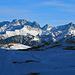 und auch die Aussicht über die Grenze nach Liechtenstein und Vorarlberg lässt keine Wünsche offen.