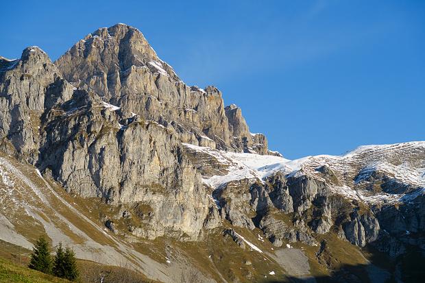 Klettersteig Uri : Klettersteig fruttstägä 1950m u2013 tourenberichte und fotos [hikr.org]
