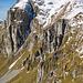 Rückblick zum Klettersteig