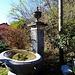 wunderschöner Brunnen am Rand von Besazio