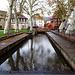 Kanäle durchziehen die Stadt