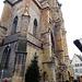 Place de la Cathédral mit Stiftsskirche St. Martin