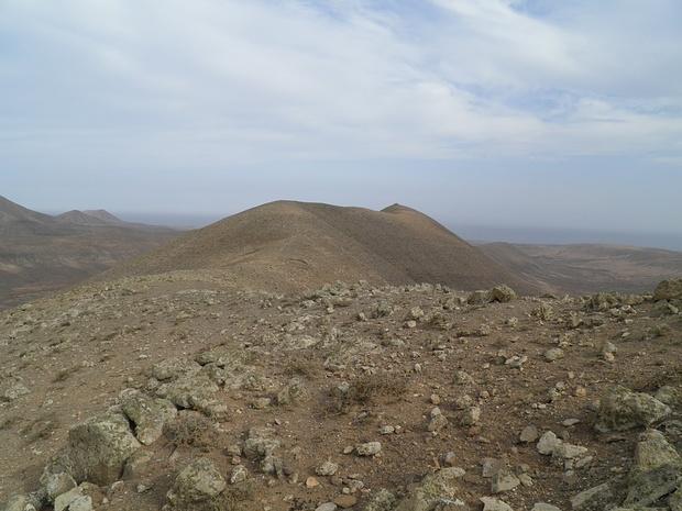 die nächsten Ziele-Morro de las Rincones und Morro Carnero