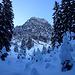 Durch ein Winter-Wunderland