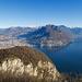Traumhafter Blick nach Lugano