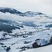 Winterliches Gonten mit Kronberg