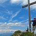 auf dem Rappenköpfle, ein schöner kleiner Gipfel mit herrlicher Aussicht