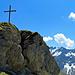 der Gipfelaufbau vom Rappenstein