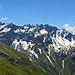 die höchsten Liechtensteiner, Hinter- und Vorder Grauspitz, und der Falknis