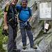 Werni und Bernhard freuen sich auf das Bevorstehende