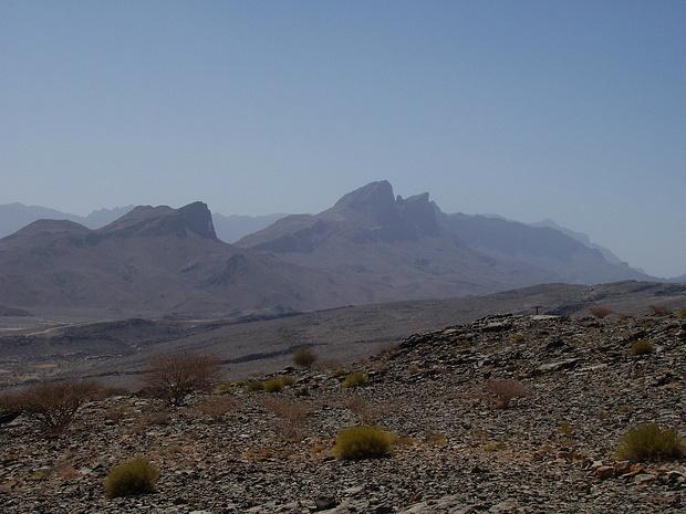 so manch ein seltsamer Berg lädt zur Besteigung ein...