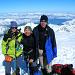 Ich ([u mali]), Gisela und Volker auf dem Gipfel.
