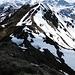 Blick vom Feldalphorn zum Schwaigberghorn