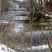 auf dieser Strecke viele kleine Wasserfälle
