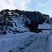 Der erste Blick zum Schnebelhorn.