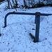 Auch bei der Grosseggweid hat es teilweise viel Schnee.
