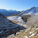 Blick über die Alpe Quarnei