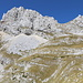 Im Abstieg zwischen Zeleni vir und Dobri do - Nach wie vor bei bestem Wetter.