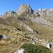 Unweit des Sedlo - Ausblick etwas östlich des Sattels, u. a. zur Uvita greda.
