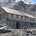 Die hübsche Fründenhütte 2562m