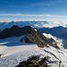 Gipfelausblick vom Ulrichshorn: Vorschau auf das Programm vom nächsten Tag.