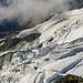 Gipfelausblick vom Ulrichshorn: Detail vom Hohbalmgletscher