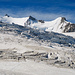 Gletscherbruch und Nadelgrat