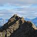 Noch einmal ein Rückblick zum Gross Bigerhorn, mit seinem anregenden Grat zum Balfrin