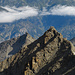 Gross Bigerhorn im Zoom vom Balfrin Vorgipfel aus
