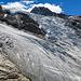 Riedgletscher beim Abstieg von der Bordierhütte