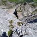 Blick ins Tortal auf die das Gamskarl westlich begrenzende Erhebung.