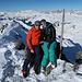 Madrisahorn Gipfel