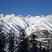 Versant Oberland bernois, de l'autre coté du Rhône