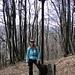 Der Aufstieg zum Poncione d'Arzo verläuft meist auf der Landesgrenze Schweiz - Italien