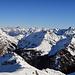 Blick hinüber zu den Vorarlberger-Alpen