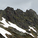 Der Kanzelgrat von der Sustlihütte aus gesehen.