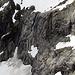 Ein Wasserfall im Abstieg zum Sustenpass.