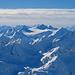 Blinnenhorn mit Griessgletscher und Walliser Hochalpen