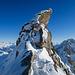 Der Gipfelzipfel vom Gross Leckihorn