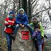 Familienfoto auf dem höchsten Baselländer :-)