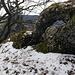 Das Felsenloch beim Chellenchöpfli.