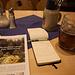Täglich Tourendoku - ohne wäre ich jetzt beim Schreiben aufgeschmissen...