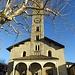 La chiesa prepositurale di Santo Stefano a Tesserete. Risalente al IX secolo ma attestata dal 1078. Nata in forme romaniche subì numerosi rimaneggiamenti nel XV, XVI e XIX secolo.