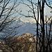 La vista sulle cime della Valgrande con, in primo piano, il Monte Zughero.