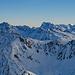 Oberalpstock und Tödi