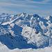 Zoom ins Rotondogebiet (rechts) und zum Blinnenhorn (links)