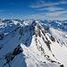 Gipfelpanorama in Richtung Osten